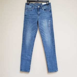 American Eagle Skinny Super Stretch Low Rise Jeans